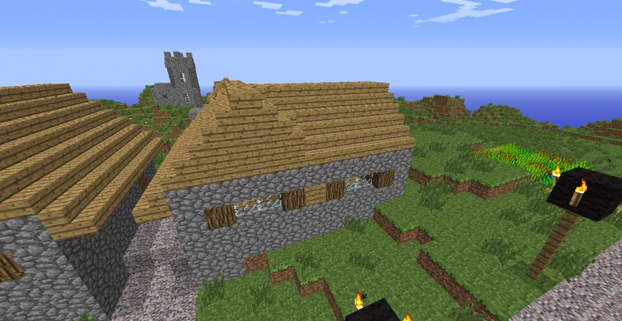 how to make a farm in minecraft 1.8