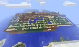 Zelda 1 Hyrule Minecraft Minecraft Project