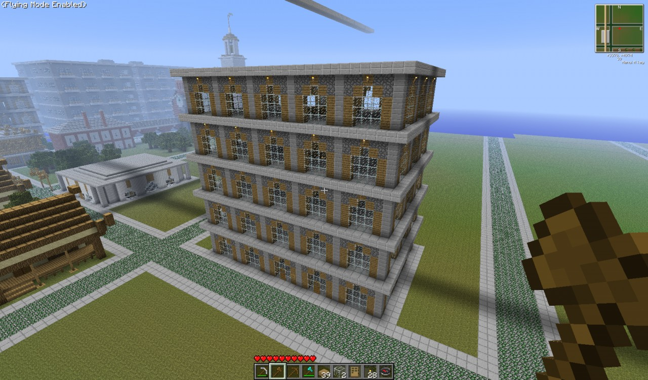 Minecraft Buildings To Build