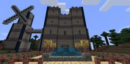 Uranix Castle Minecraft Map & Project