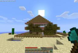Casa de tijolos - House of brick Minecraft Map & Project