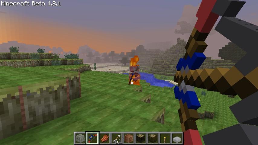 the legend of zelda oot Minecraft Texture Pack
