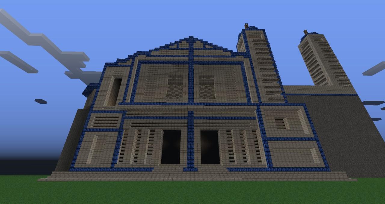 September 17th 2011 update : Main entrance
