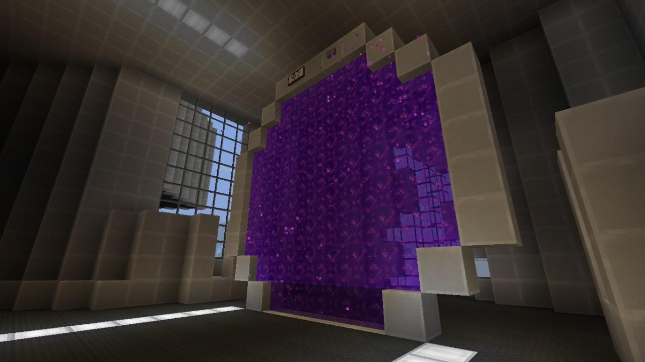 Stargate Closeup (Active Wormhole)