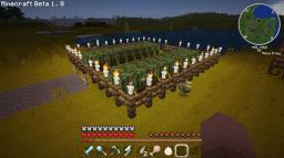 Efficient Melon Farm Minecraft