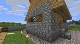 NPC Village House Re-designed Minecraft
