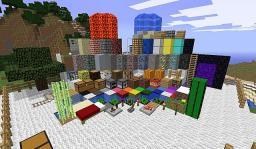 SplatterCraft Texture Pack [1.8] Minecraft Texture Pack