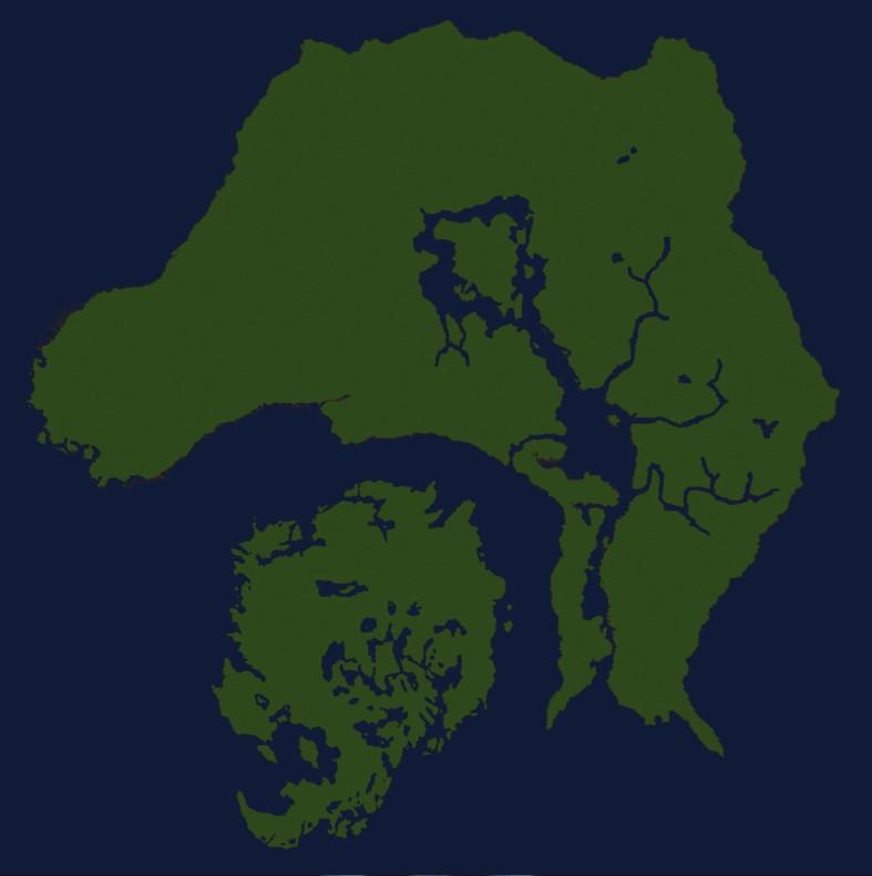 Elder Scrolls Oblivion Resource Map Minecraft Project