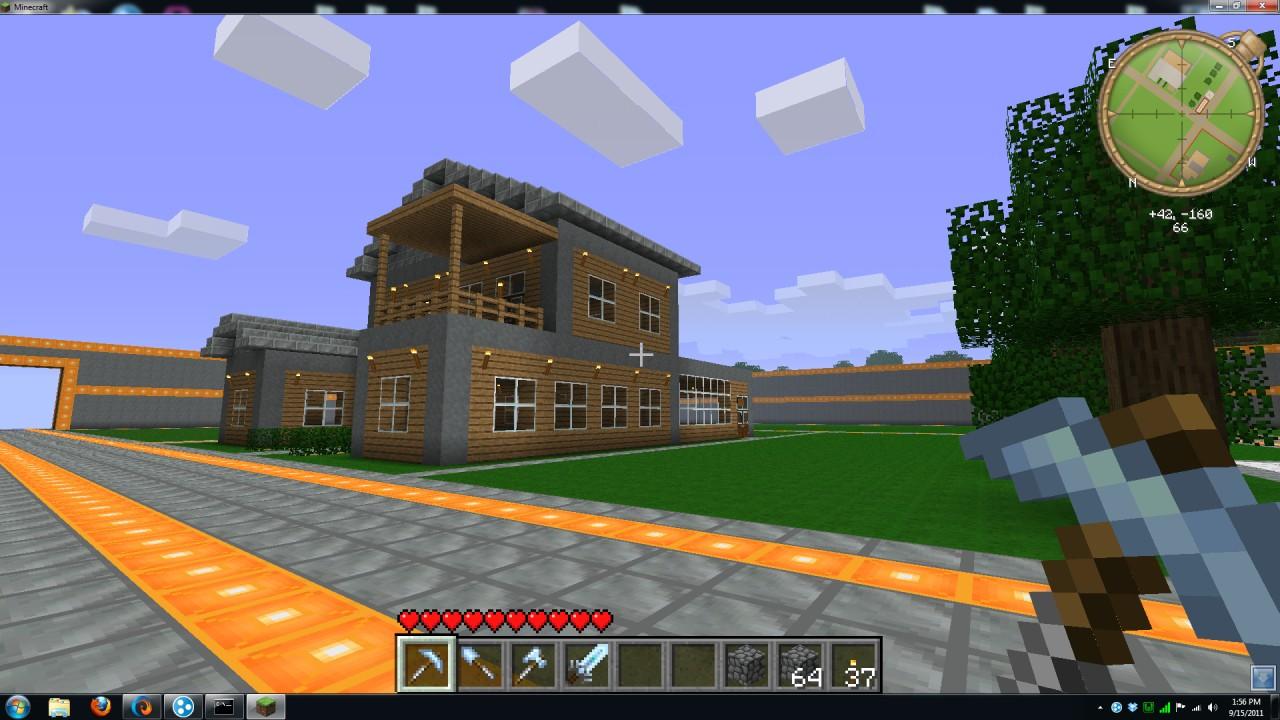 BuildCraft+IndustrialCraft Minecraft Server