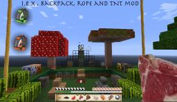 Philip's realistic HD 1.8.x + 3 different mods! [x256] [v0.8.8] Minecraft Texture Pack