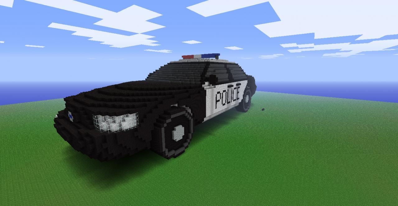 Как сделать полицейского в майнкрафте