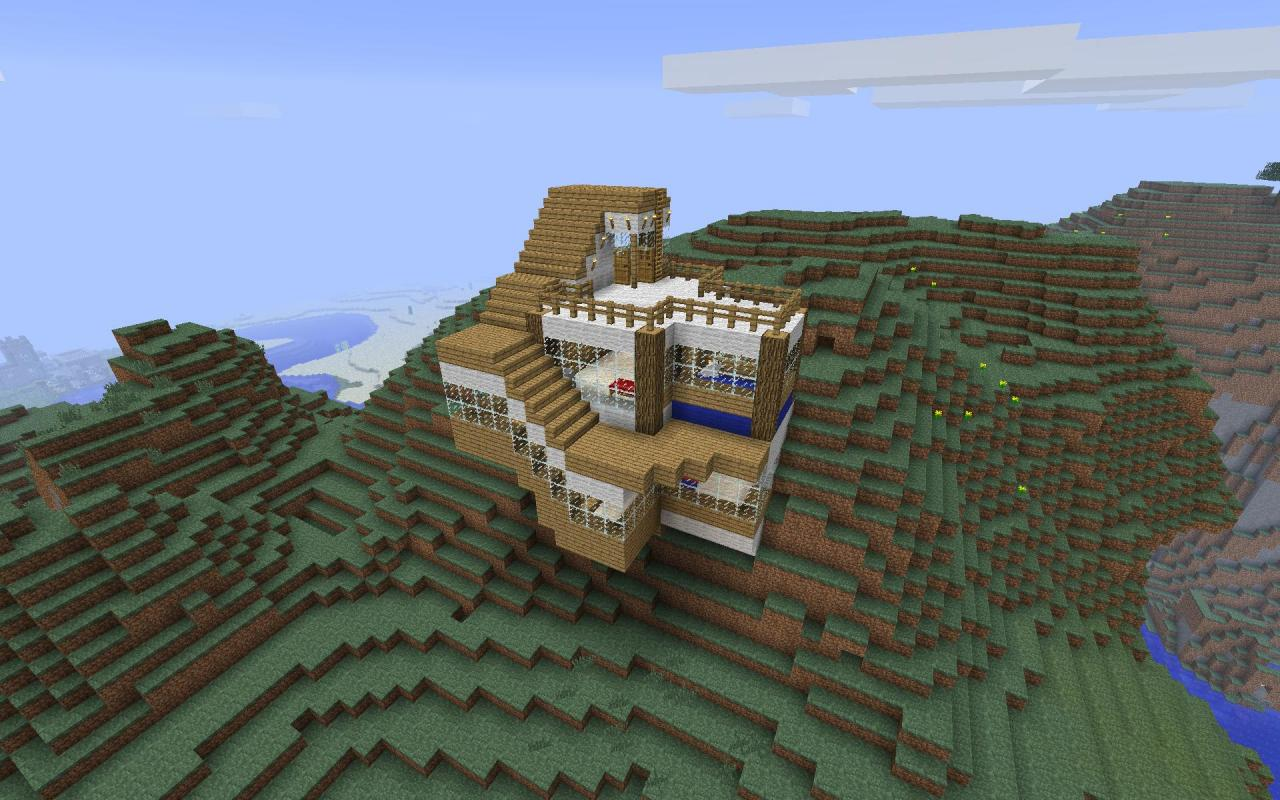 Minecraft How To Build A Perfect House