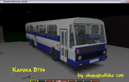 Karosa B734 : biggest MC bus 100% complete + download Minecraft