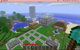 Minecraft server Survival World Minecraft