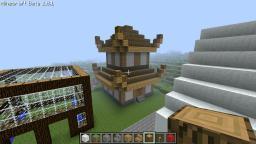 Pagoda Minecraft Map & Project