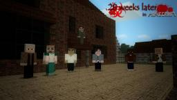28 Weeks Later in Minecraft Minecraft Project