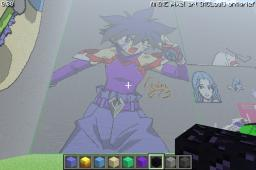 Kai Beyblade Minecraft