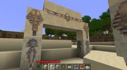 Land of the Dead texturepack Minecraft Texture Pack