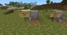 Precision Mining Minecraft Mod