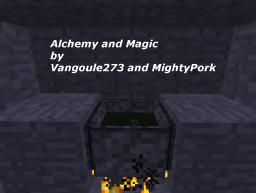 Alchemy and Magic [1.8.1] [New Enchanting!] Minecraft Mod