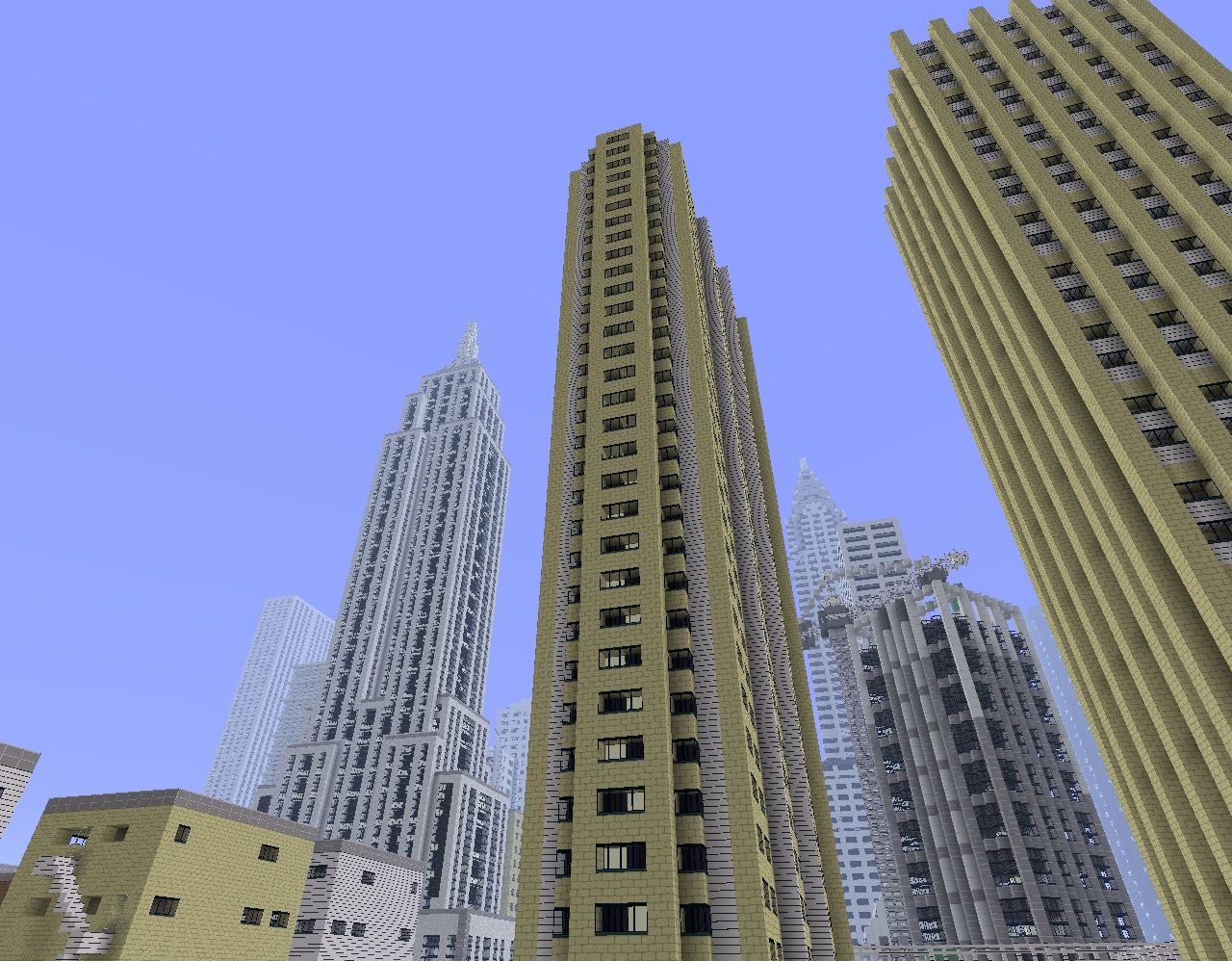 Community Collection Project New York City Please Comment Minecraft Project