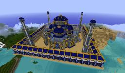 Arabic Mosque 1.8 Minecraft