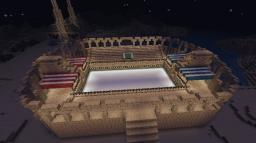 Spleef Arena (inspired by FyreUK) Minecraft Map & Project