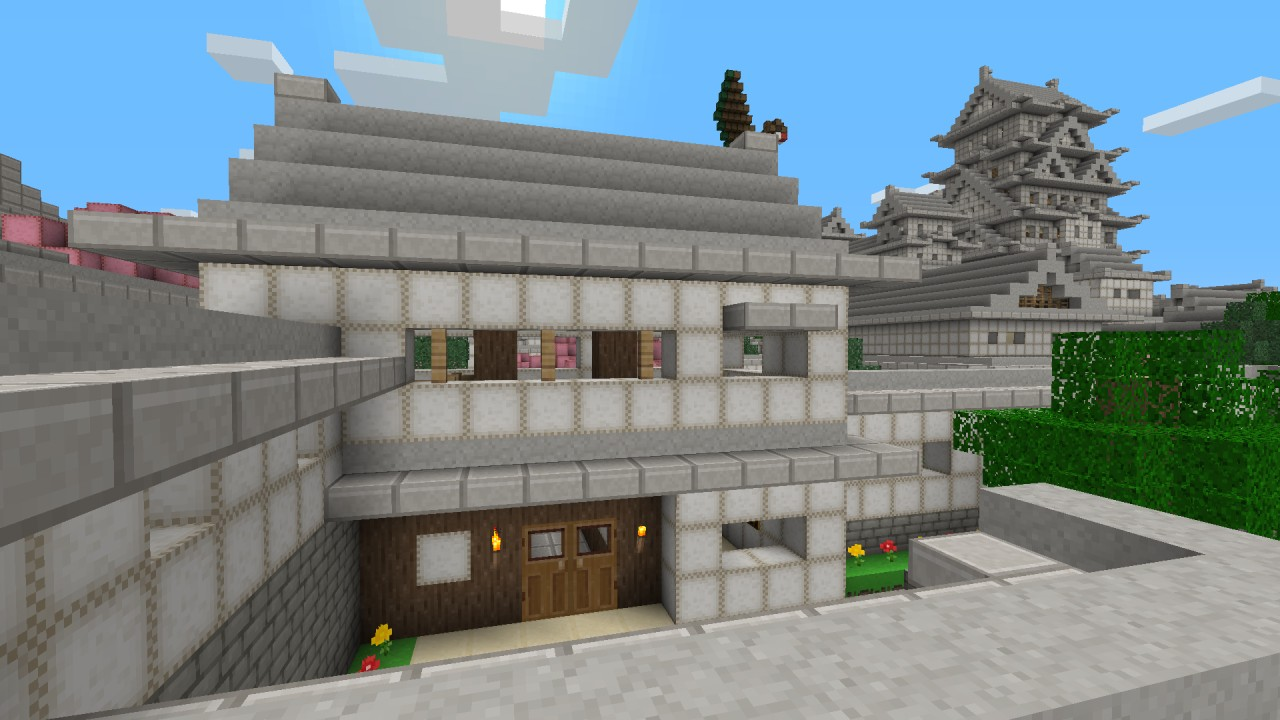 gate, Hishi-Mon