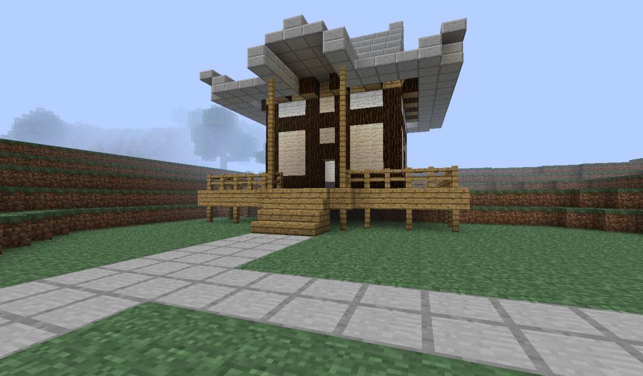 building a japanese garden japanese garden house minecraft project