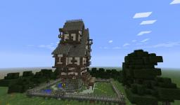 Little Brittle House Minecraft Map & Project