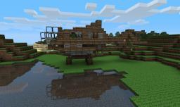 Airship Fleet (Skyfish Mod 1) Minecraft Map & Project