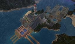 TiggerPike's Empire Island Minecraft Map & Project