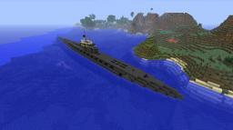 U-Boat XXI Minecraft Map & Project