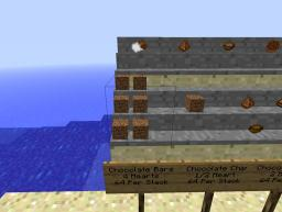 Chocolate Mod for 1.7.3 Minecraft Mod