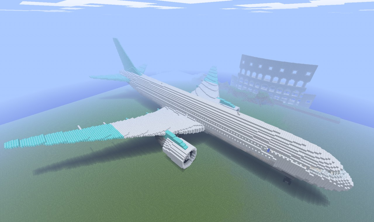Can You Build Planes In Minecraft