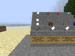 Popsicle Mod Minecraft Mod