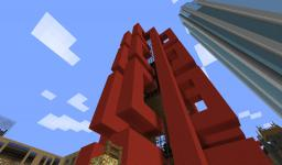 Red Residence Minecraft Map & Project