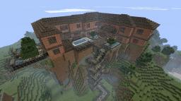 My first house - Brick Mansion