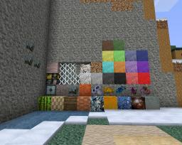 Badlands Texture Pack for 1.9-32x32 Minecraft Texture Pack