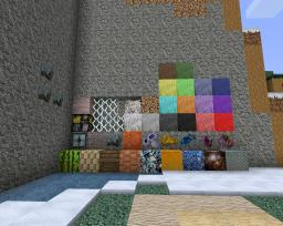 Badlands Texture Pack for 1.9-64x64 Minecraft Texture Pack