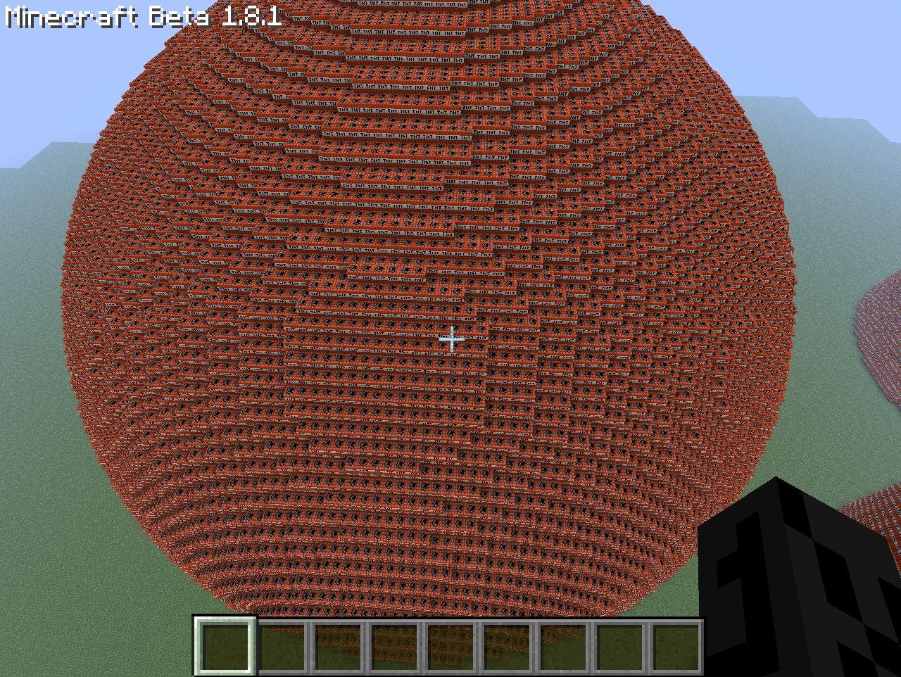 Tnt Buildings Minecraft