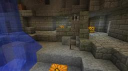 Minecraft 1.8 Seed: MaudDib - All 3 Strongholds! Minecraft Project