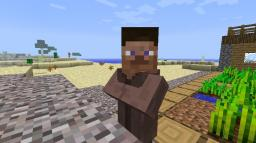 Strange Villagers FIX Minecraft Texture Pack