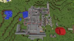 RS-Nor Combo Lock Minecraft Map & Project