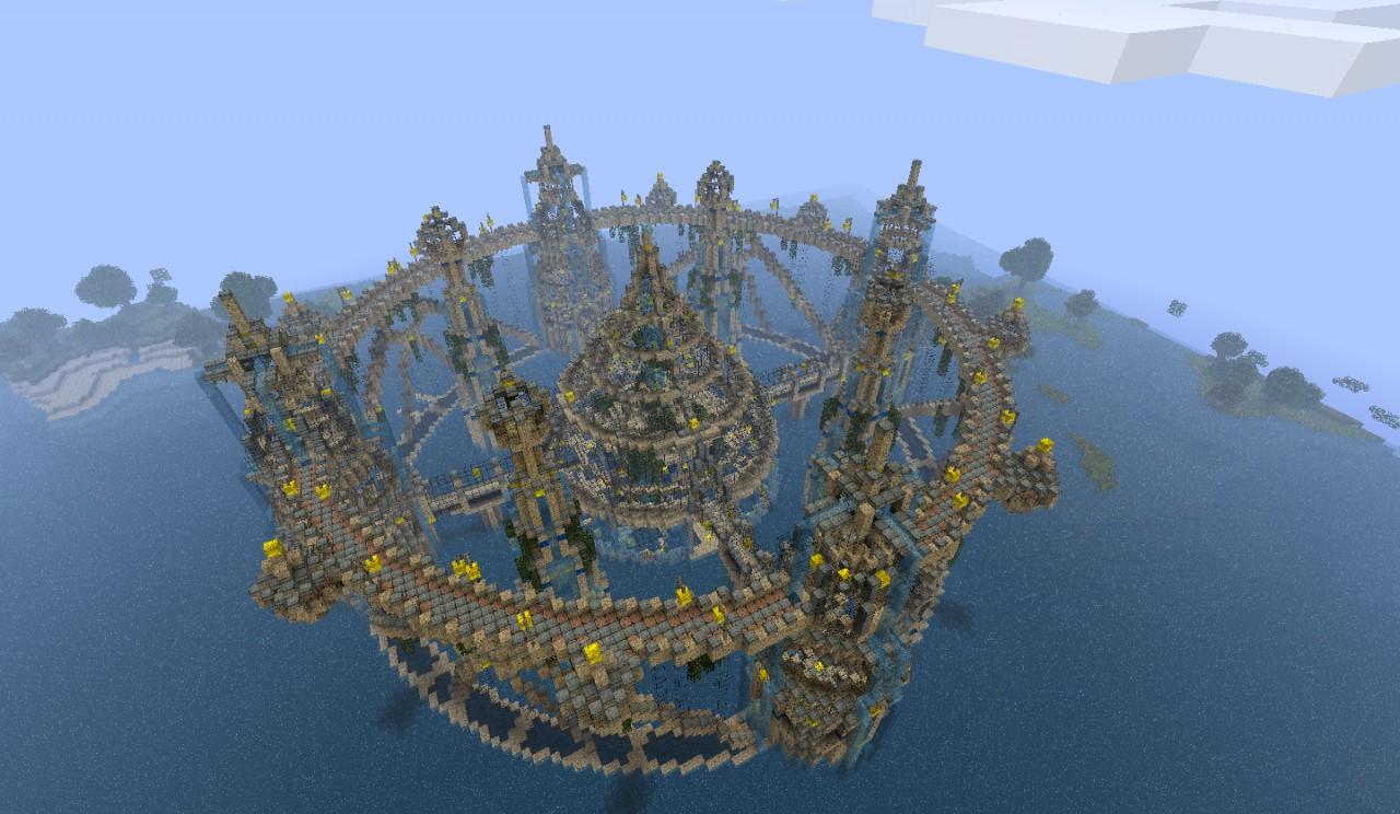 My Watertown Minecraft Project