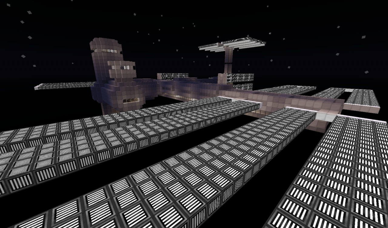 International Space Station - ISS Minecraft Project