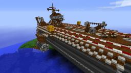 Rebel Supership Minecraft