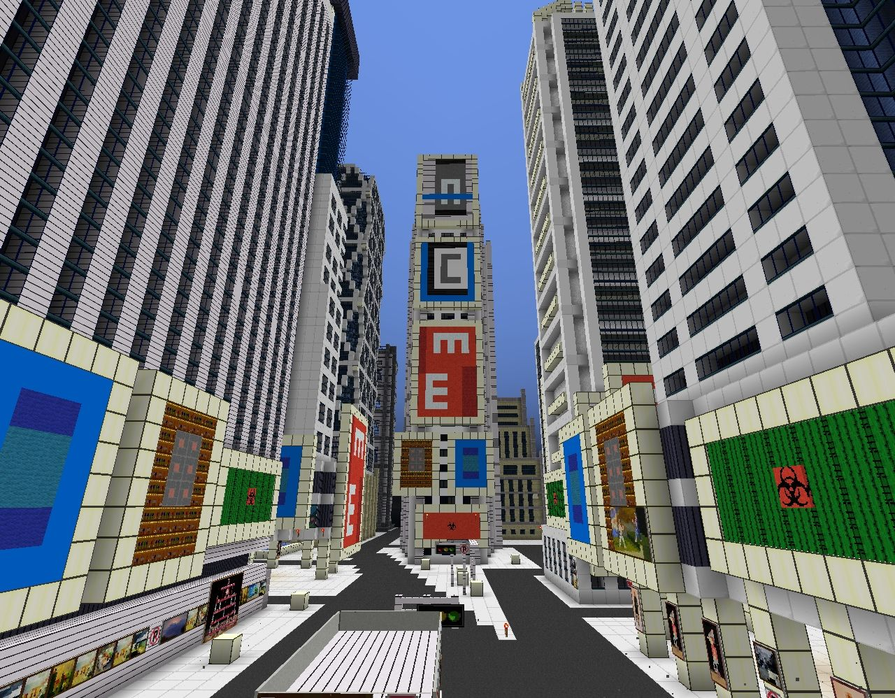big wall maps with Munity Collection Project New York on Hawaiian Islands Chain in addition The Big Orange Snake Shanghai Metro Line 7 Sneak Preview likewise Spidermonkey furthermore The Ceranese Hotel Minecrafts Largest Hotel also Warucia Castle.
