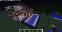 Masteria Croatian Mansion Minecraft Map & Project