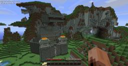 My Mountain Stronghold Minecraft
